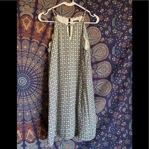 Lily Rose Halter Dress